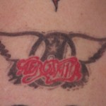 Aerosmith Tattoo