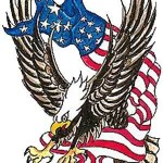 American Eagle Tattoo Design 03